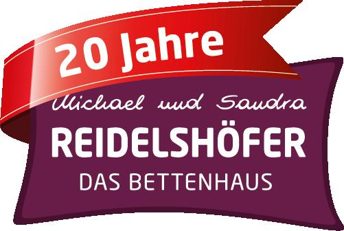 Reidelshöfer Das Bettenhaus-Logo